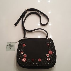 Kate Spade Madison Avenue Leather Crossbody Purse